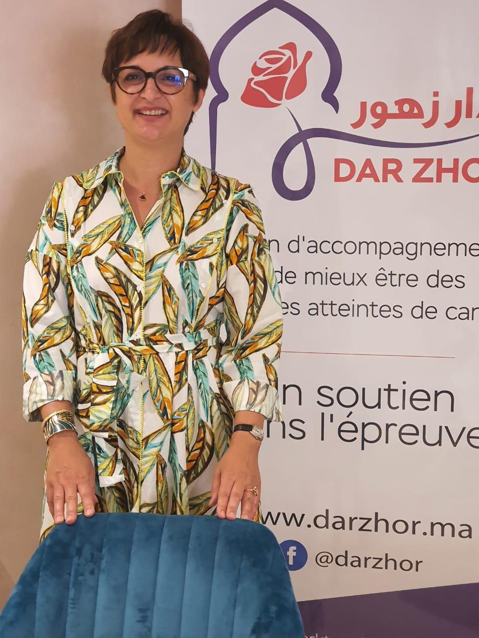 Dr Myriam Belghazi Nciri
